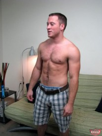 Straight Hunk Celeb from Broke Straight Boys