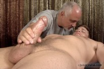 Marcus Blue Massaged from Jake Cruise