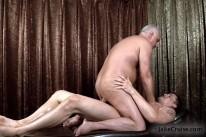 Marcus Blue Massaged from Jake Cruise