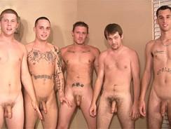 Straight fraternity xavier