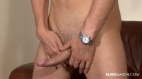 Christopher Jerks Off from Blake Mason