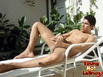 Young Latin Bruno from Young Hot Latinos