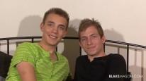 Jake And Terry Fuck from Blake Mason