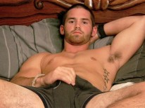 Straight Hunk Xavier from Straight Fraternity