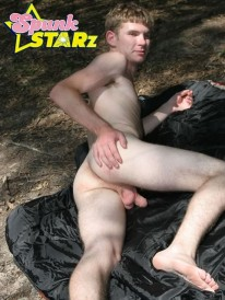 Horny Young Chaz from Spunk Starz
