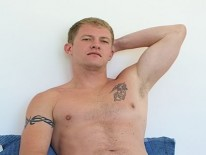 Straight Hunk Dj from Active Duty