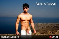 Matan Shalev from Lucas Entertainment