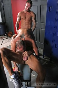 Locker Room Knock Out from Cocksure Men
