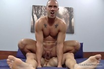 Lance Fucks Rod Daily from Cocksure Men