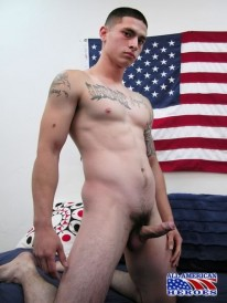 Corporal Carlos from All American Heroes