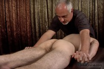 Jb Downs Massaged from Jake Cruise