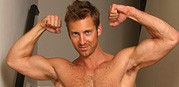 Hunky Michael Crowe from Straight Guys For Gay Eyes