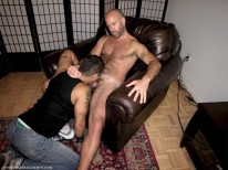 Teasing Tyce from New York Straight Men