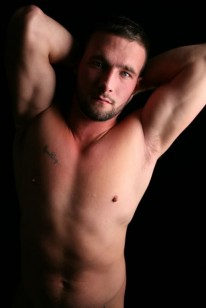 Amateur Hunk Hayden from Chaos Men