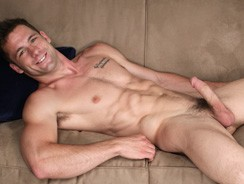 Trevor Jerks Off from Sean Cody