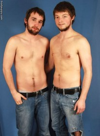Zane And Jeremy from Bad Puppy