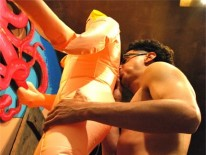 Blowup Sex from Dirty Boy Video