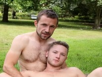 Trespass from Uk Naked Men