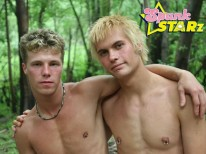 Max And Dakota from Spunk Starz