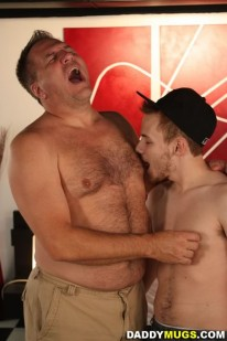 Mugs Fucks Ethan from Daddy Mugs