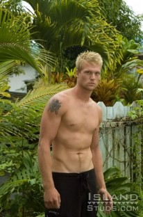 Straight Hunk Derrick from Island Studs