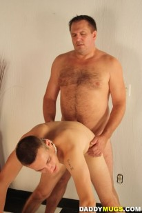 Tommy Gets Fucked from Daddy Mugs