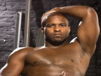Black Stud Damien Holt from Hot House