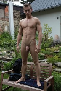 Amateur Hunk Raymond from Boy Fun