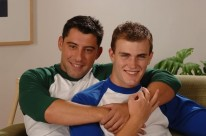Christian And Manny Suck from Next Door Buddies
