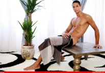 Dan Arlett Shows Off from Bel Ami Online