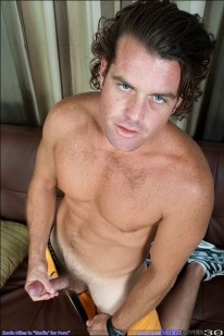 Hunk Kevin Miles from Men Over 30