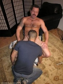 Blowjob For Coach from New York Straight Men