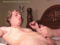 Blond Blake from Straight Fraternity