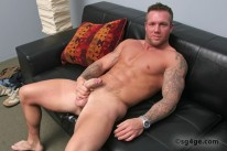Bo Dean Jerks Off from Straight Guys For Gay Eyes