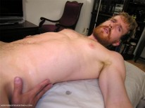 The Ginger Giant from New York Straight Men