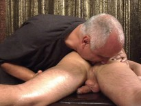 Shawn Hunter Massaged from Jake Cruise
