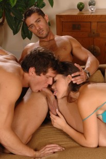 Bisex Mmf 3way from Cody Cummings