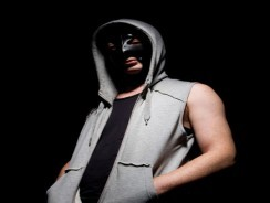 Anonymous Masked Hunk from Anonymous Masked Men