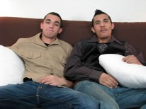 Damien And Marlin Anal from Broke Straight Boys
