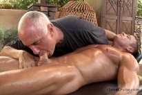 Tyler Saint Massaged from Jake Cruise