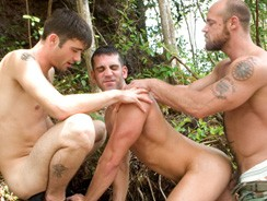 Hairy Boyz 3way from Hairy Boyz