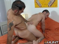 Julian And Martin Fuck from On The Hunt