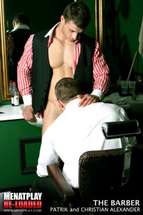 The Barber from Men At Play