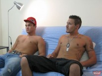Dustin And Lane from Broke Straight Boys