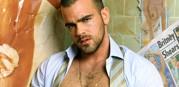 Damien Crosse from Men At Play