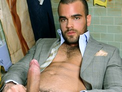 Gay Porn - Damien Crosse from Men At Play