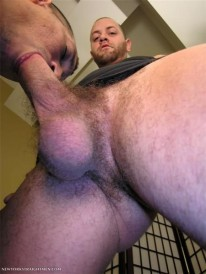 Sucking Scott from New York Straight Men