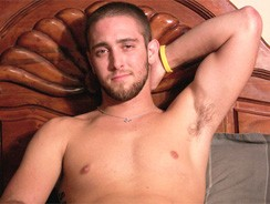 Servicing Riley from Straight Fraternity
