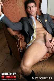 Max Schutler from Men At Play