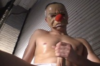 Red Nosed Nixon from Dirty Boy Video